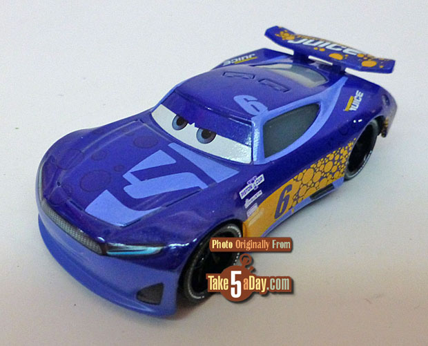 Image result for cars 3 bubba take 5