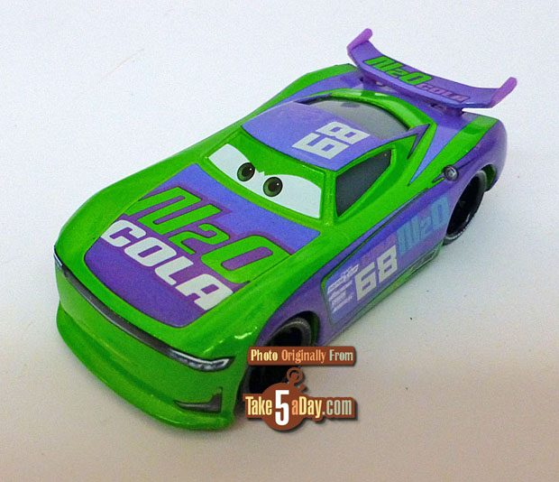Image result for cars 3 h.j hollis take 5