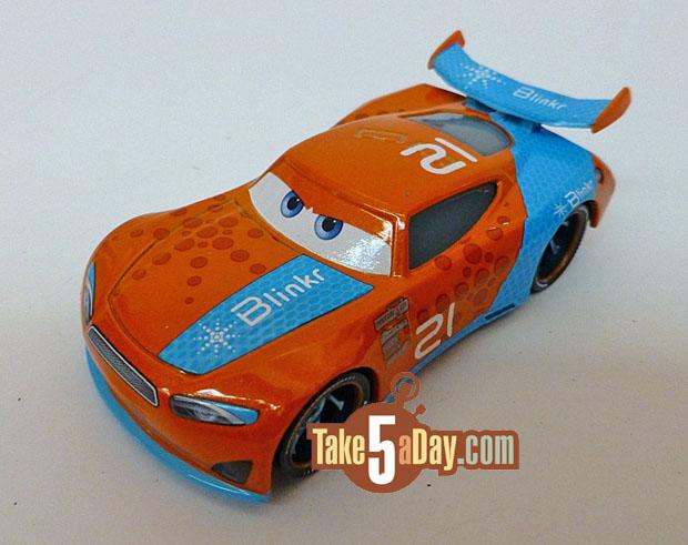 Image result for cars 3 ryan take 5