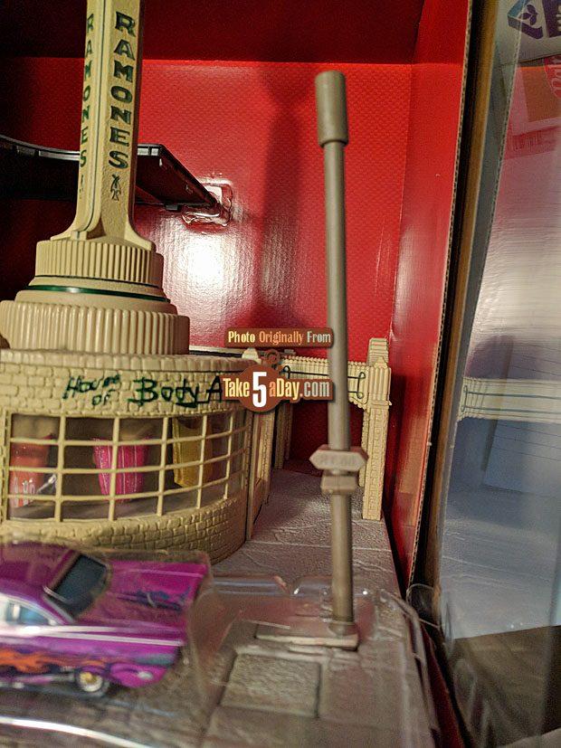 Take Five A Day Blog Archive Mattel Disney Pixar Cars Precision Series Ramone S House Of Body Art Lizzie S Curio Shop