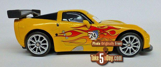 Take Five A Day Blog Archive Mattel Disney Pixar Cars 3 Jeff