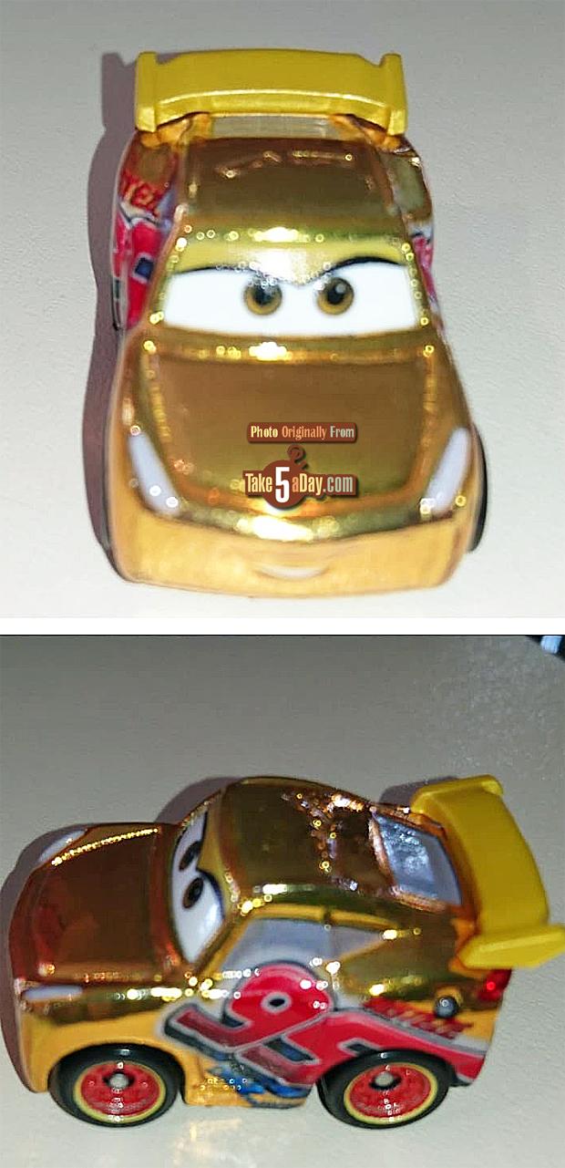 Take Five A Day 187 Blog Archive Mattel Disney Pixar Cars 3