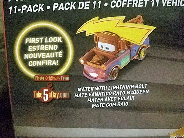 9b6c2335005 Take Five a Day » Blog Archive » Mattel Disney Pixar CARS 3  New ...