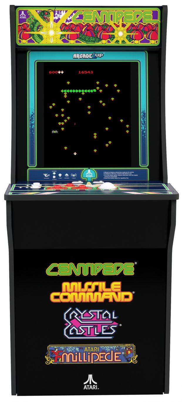 Take Five a Day » Blog Archive » Arcade1Up Centipede Retro Arcade