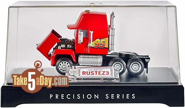 Mattel Disney Pixar CARS: Precision Series Mack