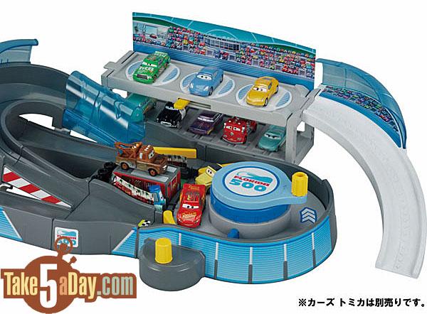Disney Pixar CARS 3: Takara Tomy Track-Play Sets
