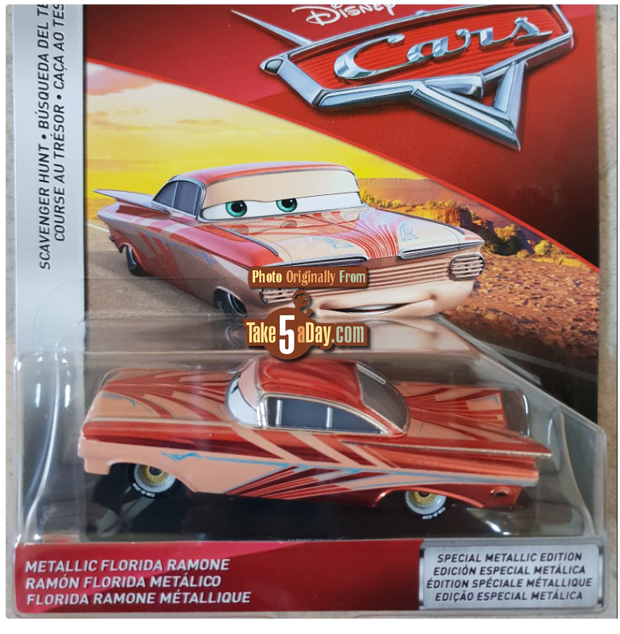 Take Five A Day Blog Archive Mattel Disney Pixar Cars 2019