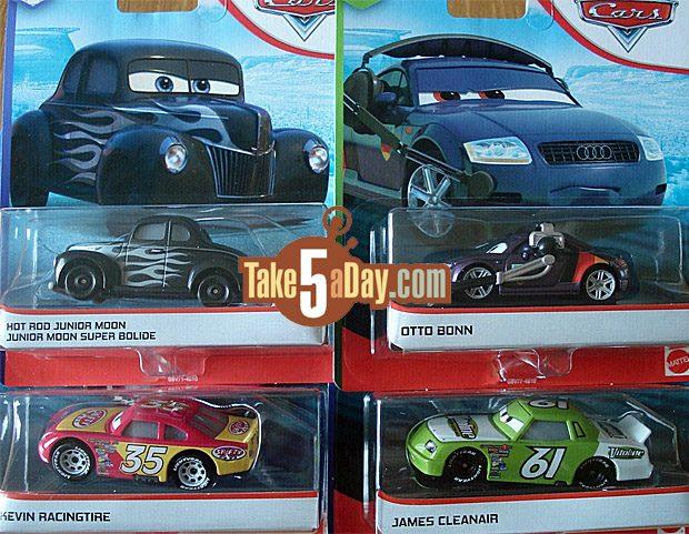 Take Five A Day Blog Archive Mattel Disney Pixar Cars 2020 Hot
