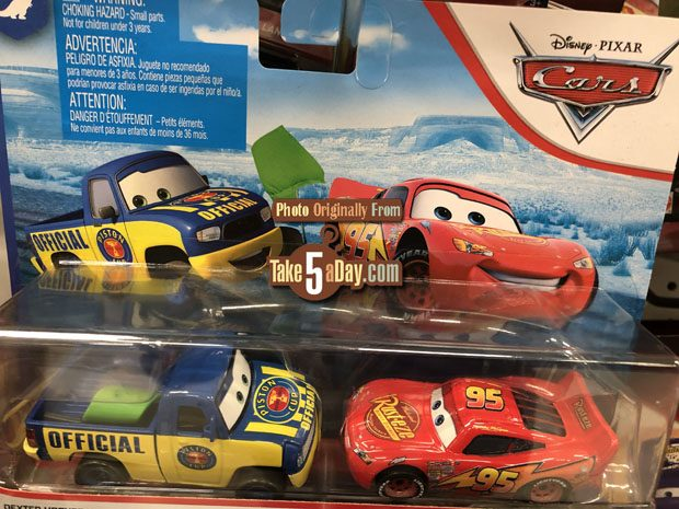Take Five A Day Blog Archive Mattel Disney Pixar Cars New 2020 2 Packs Are Here