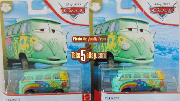 Take Five A Day Blog Archive Mattel Disney Pixar Cars 2020
