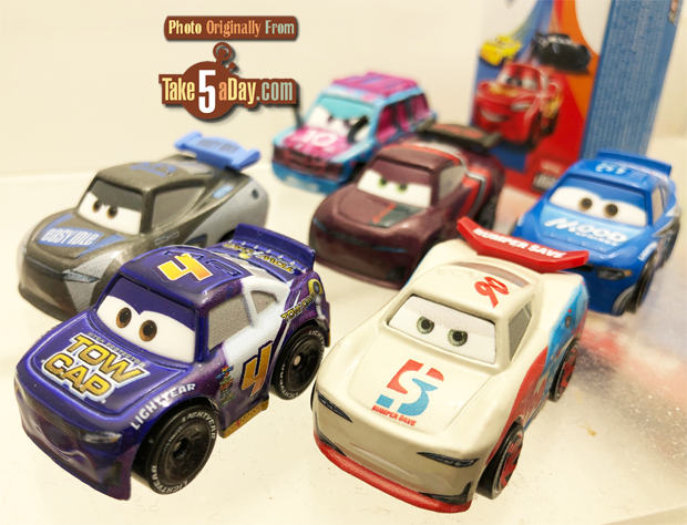 Take Five A Day Blog Archive Mattel Disney Pixar Cars New