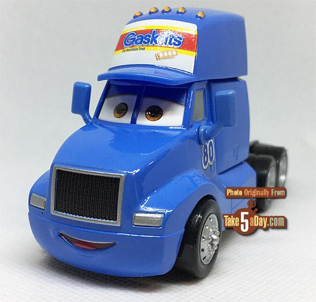 Take Five A Day Blog Archive Mattel Disney Pixar Cars Dale