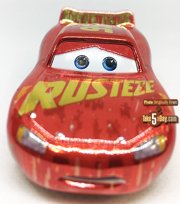 Take Five A Day Blog Archive Mattel Disney Pixar Cars Muddy
